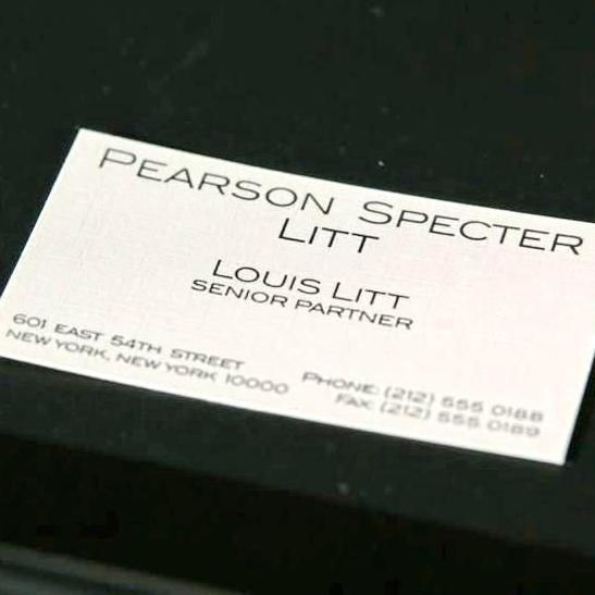 Business Cards And Letterheads Google Search: Pearson Hardman Card - Google Search
