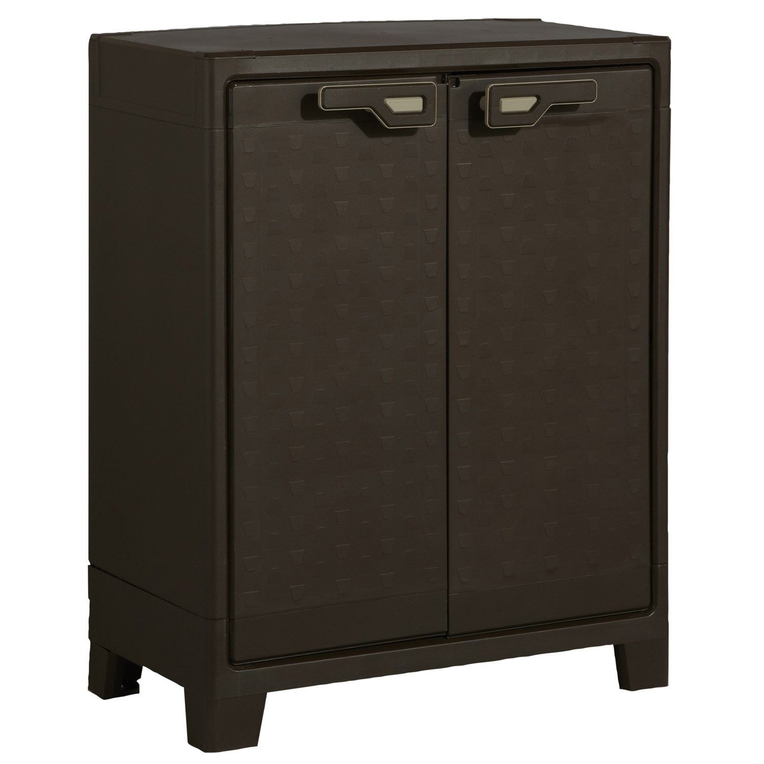 Armoire Plastique Brico Depot Armoire Plastique Brico Depot Armoire Basse Resine H 97 X L 65 X P 45 Cm Brico Depot Info Locker Storage Furniture Kitchen Rack