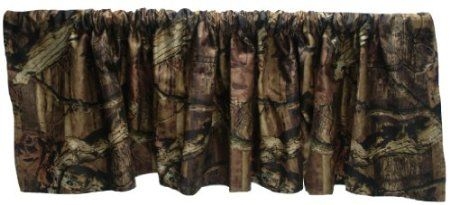 Amazon.com: Mossy Oak Break-Up Infinity Camouflage Valance, 84 by 15-Inch: Home & Kitchen