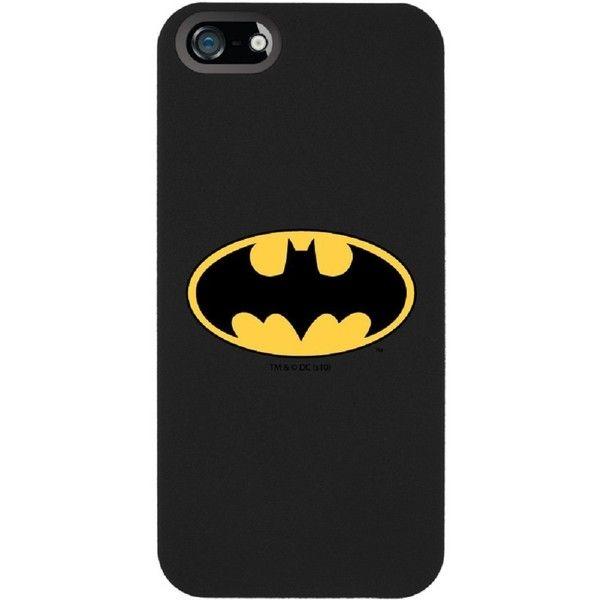 Batman DC Comics Iphone 5 Black Thinshield Snap-On Case
