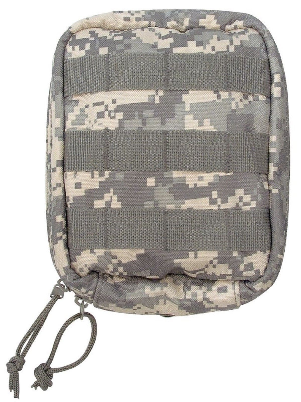 Molle Tactical Trauma First Aid Kit Pouch Blackcoyoteacuolive