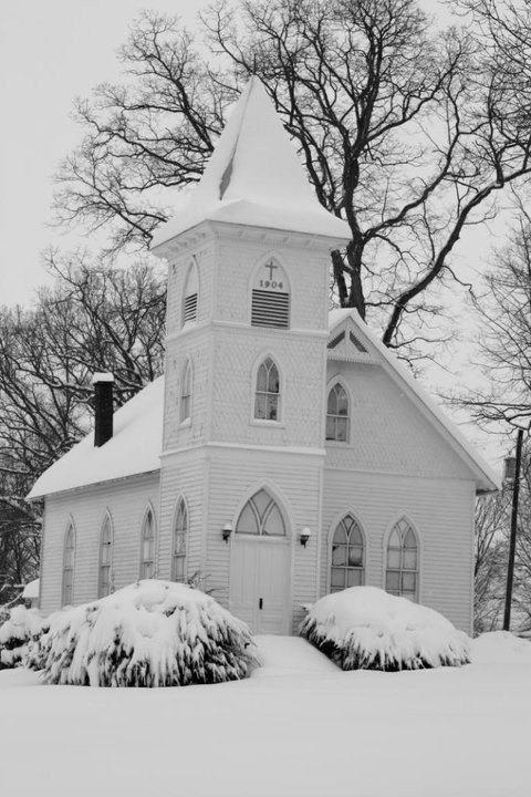 Almost Heaven West Virginia Louisa Chapel United Methodist Calhoun Co WV
