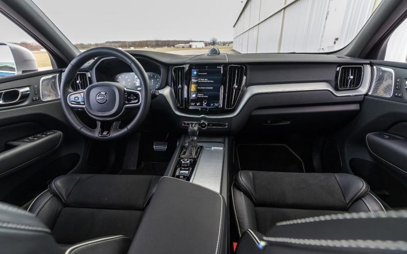 Volvo Xc60 T8 R Design Hybrid 2019 Volvo Xc60 Volvo Sport