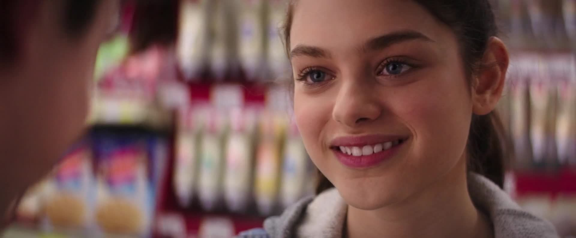 Sad quotes about bullying - Odeya Rush In The Film Goosebumps 2015 Goosebumps