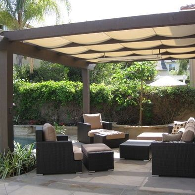 Swimming Pool Shade Ideas sun sail shades for some area around pool Pool Shade Design Pictures Remodel Decor And Ideas Page 12