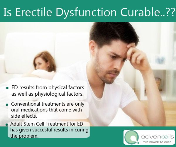 constant erectile dysfunction