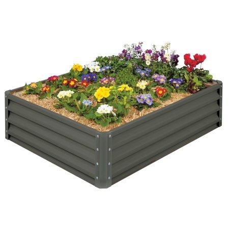 Patio & Garden Raised garden beds, Raised garden bed