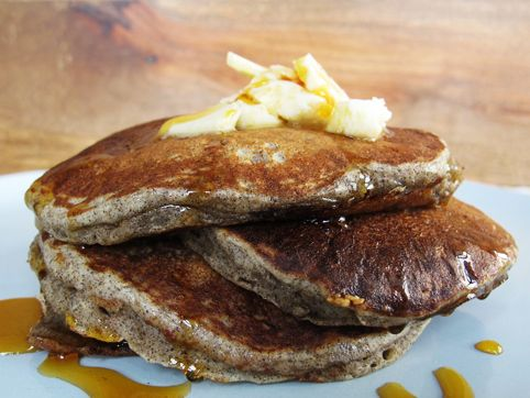 Multigrain pancakes w buckwheat these were great now im going better than bisquick homemade whole grain pancake mix recipe ccuart Gallery