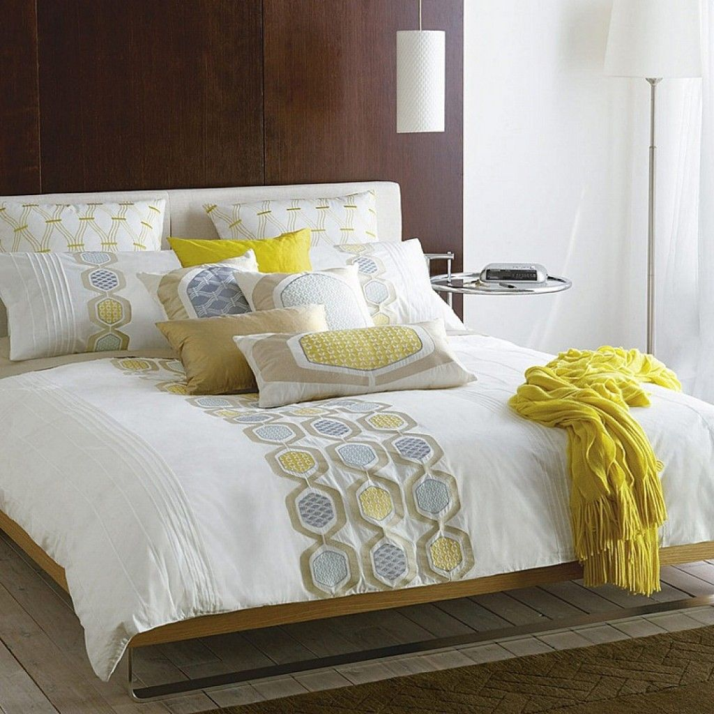 Pillows Decorative Bed For Master Bedroom
