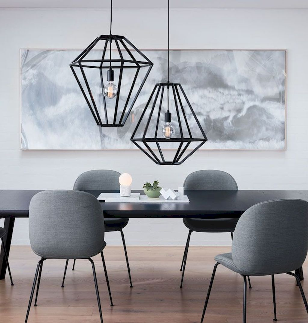 45 Decorative Pendant Lighting With Artsy Shade Designs Elonahome Com Dining Table Pendant Light Dining Room Pendant Pendant Lighting Dining Room