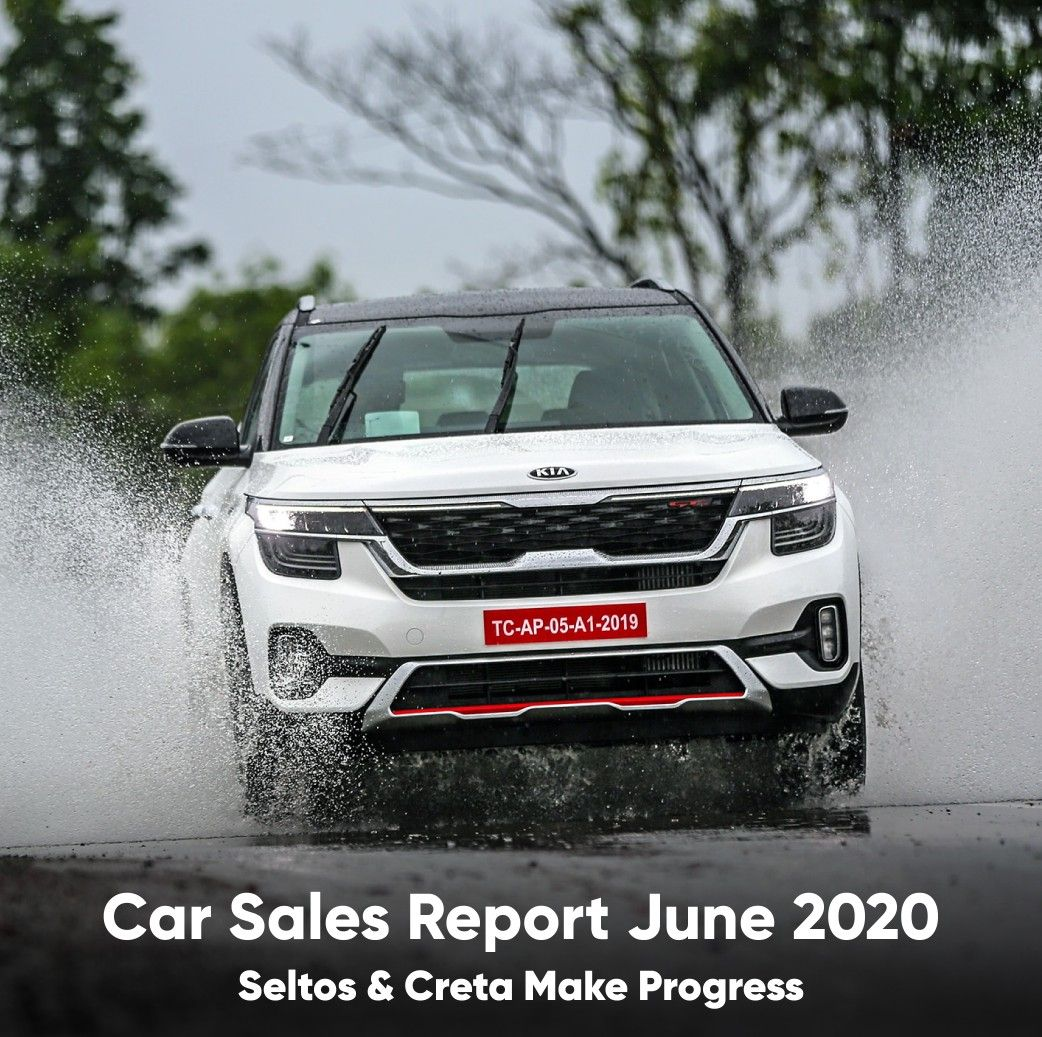 With The Maruti Alto Securing The First Position Kia Seltos And Hyundai Creta Take The Lead As The 2nd And 3rd Best Selling Cars In June In 2020 Kia Cars For