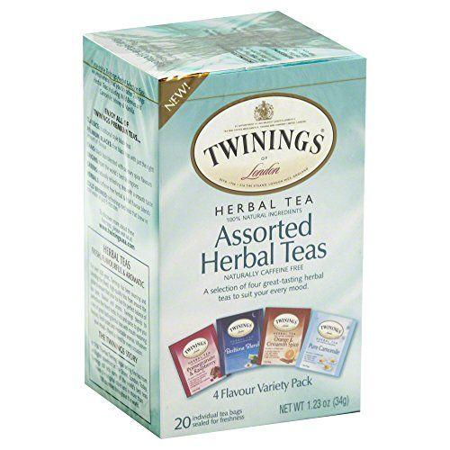 Twinings Assorted Herbal Tea, 20 ct Twinings