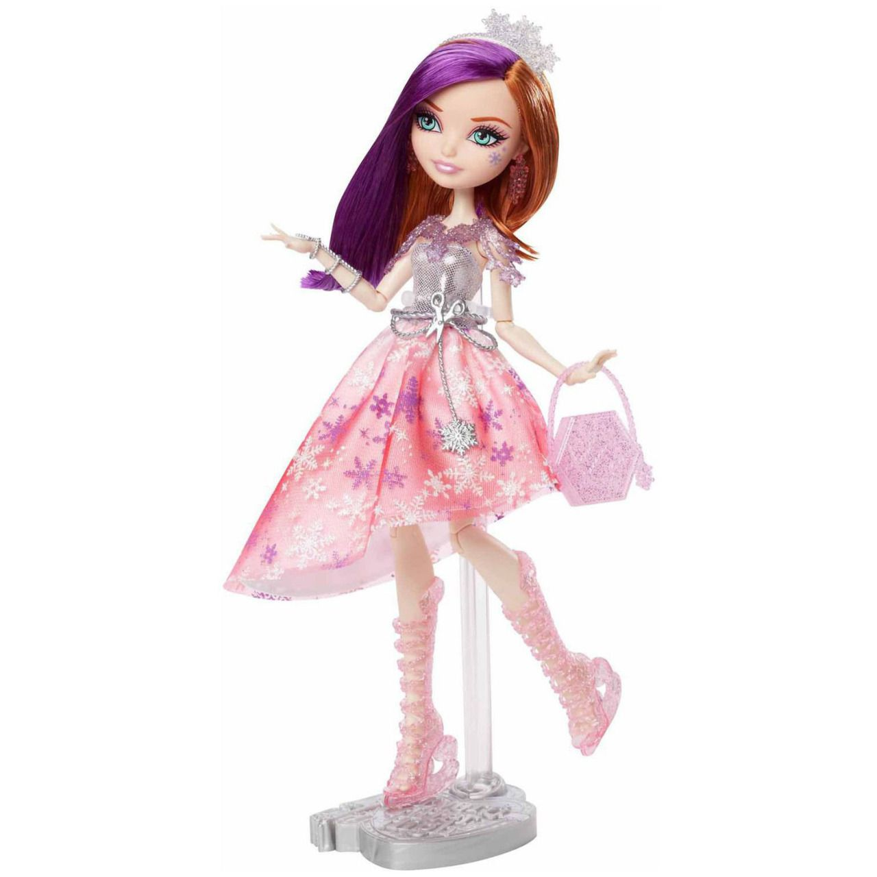 Poppy O Hair Fairest On Ice Doll Mattel Bonecas Coisas Criativas