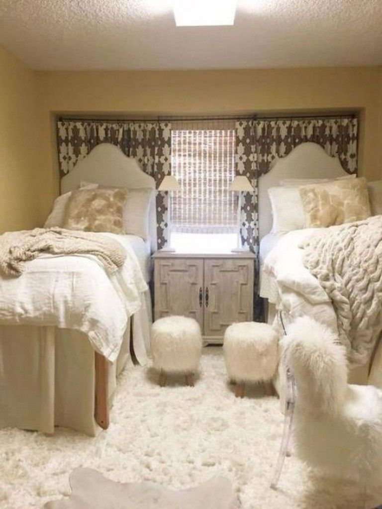 40+ Luxury Dorm Room Decorating Ideas On A Budget | Dorm ... on Luxury Bedroom Ideas On A Budget  id=14678
