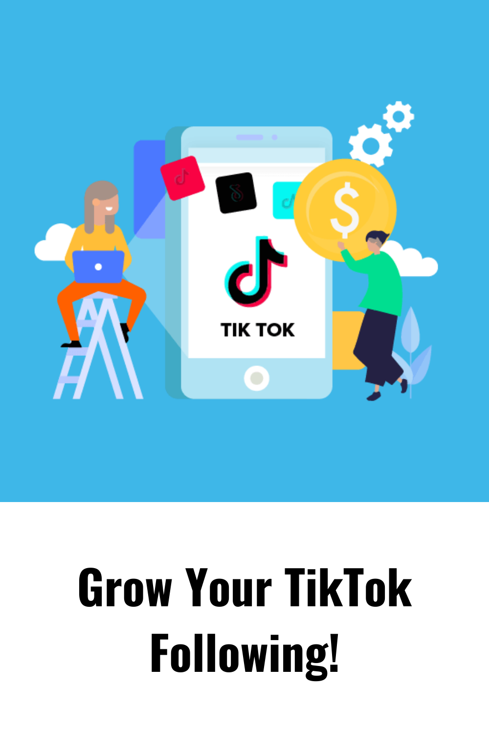 Grow Your Tiktok Following This Or That Questions Social Media Platforms Things To Come