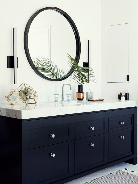 According To An Expert Every White Bathroom Needs These 17 Things Bathroom Trends White Bathroom Designs Bathroom Inspiration