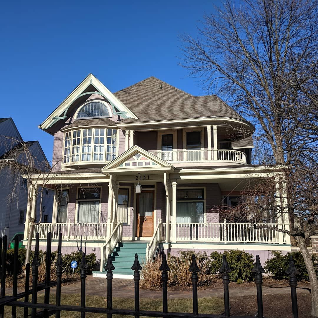 Bay City Michigan Victorian Architecture Architecture House Styles
