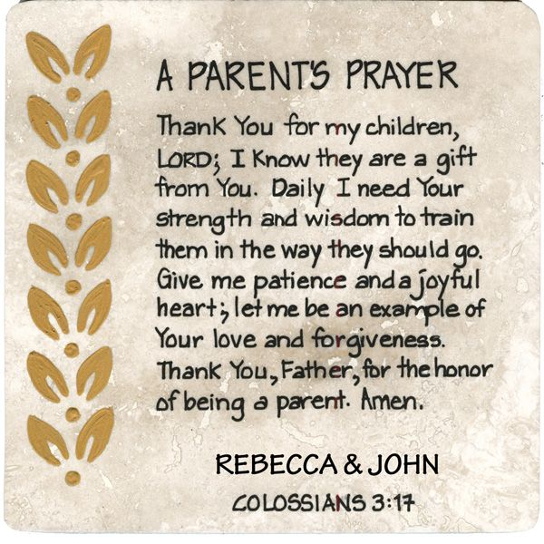 pray single parent personals A parent's prayer can take on so many things we all want the best for our teens, so here is a prayer any parent can say.