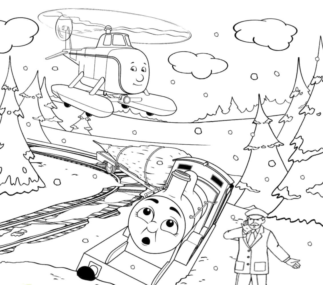 Train Coloring Pages for Free Download Valentine