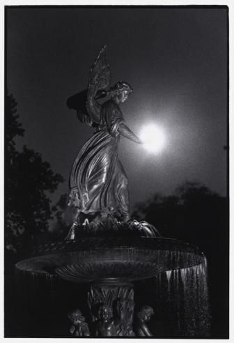 Bruce Davidson - Angel of the Waters Fountain