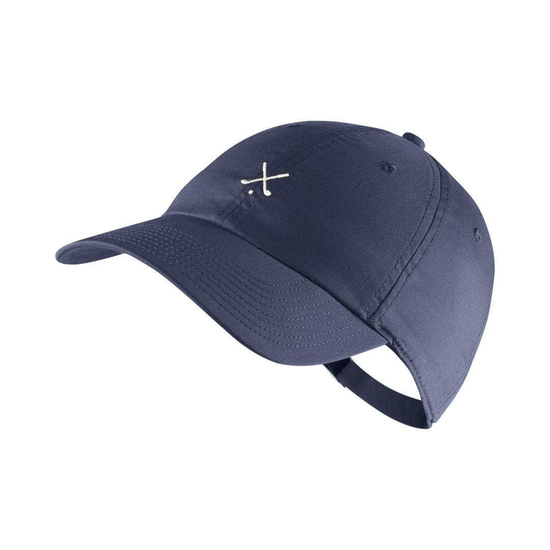 d6b874c11c2 Nike Heritage 86 Adjustable Golf Hat Size ONE SIZE (