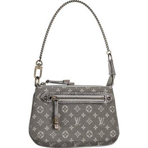 Louis Vuitton Monogram Idylle Mini Accessories Clutch Platine M95754 Atl