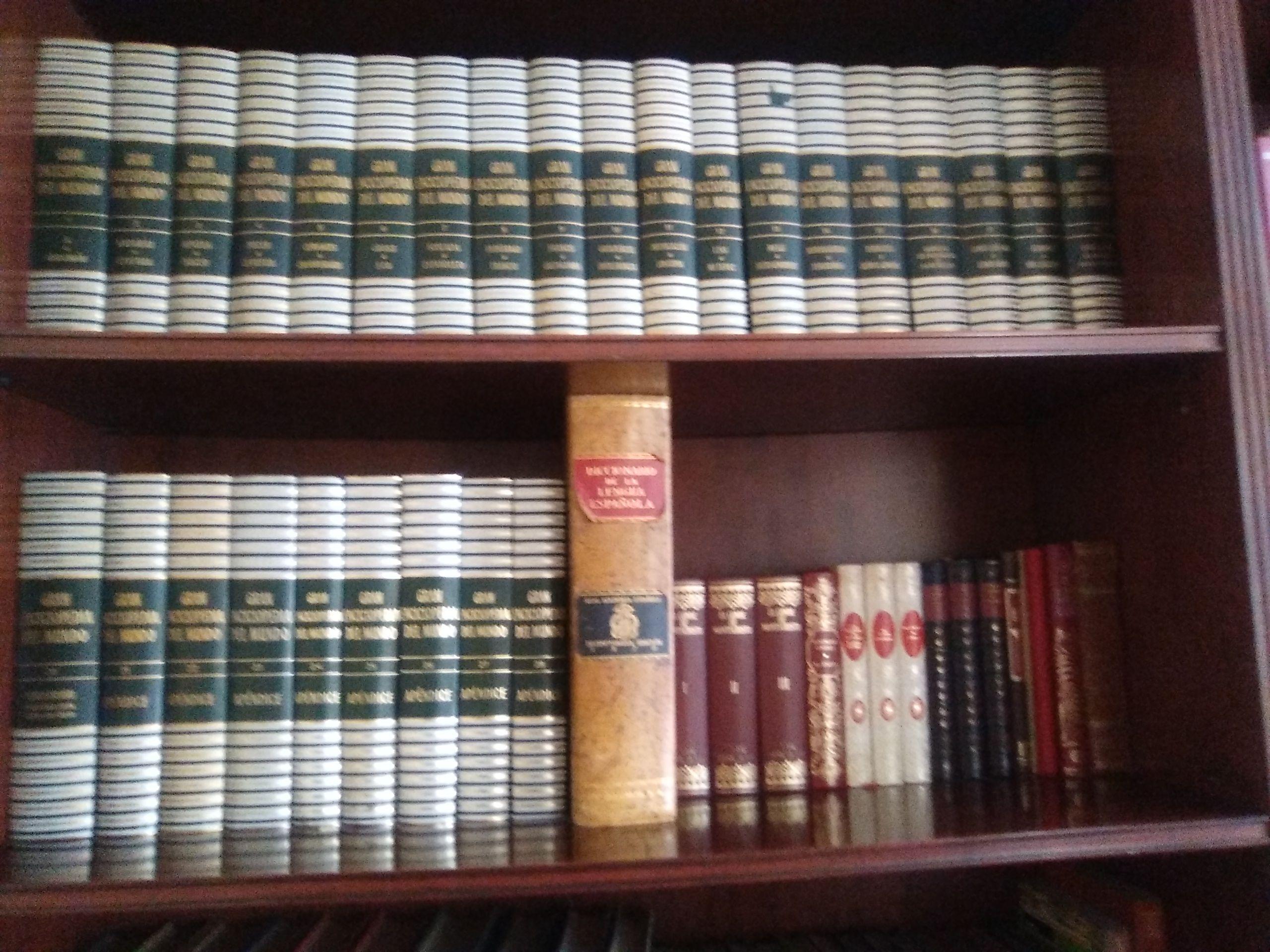La enciclopedia con la que estudie