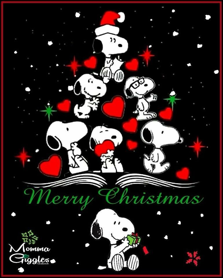 Snoopy Merry Christmas Images.Wallpaper By Artist Charles Schultz Peanuts Snoopy