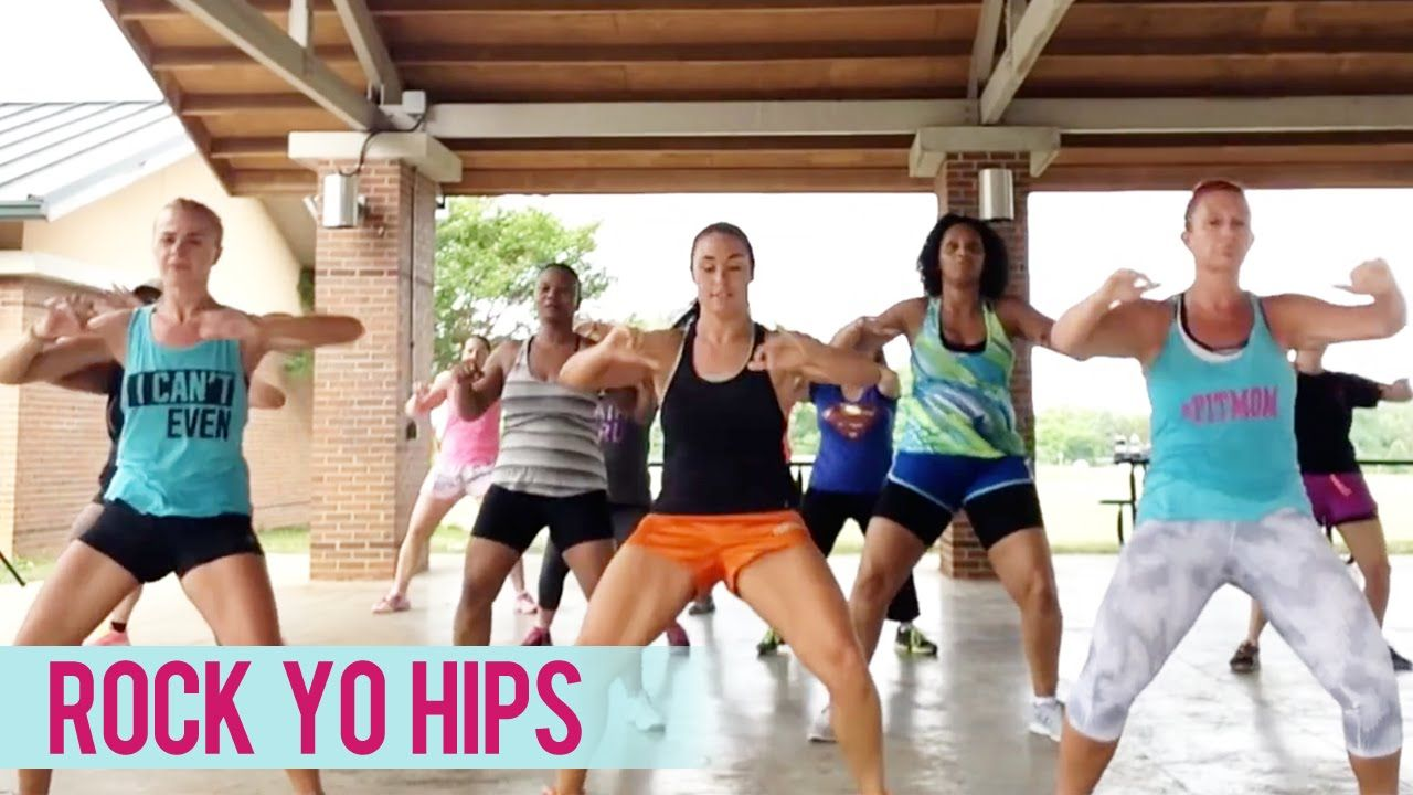 Crime Mob Rock Yo Hips Dance Fitness With Jessica Tipps