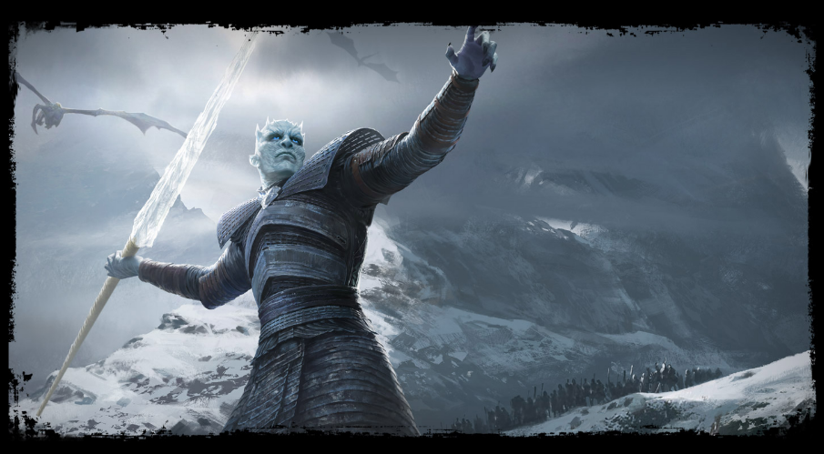 White Walker Game Of Thrones Cover A Song Of Ice And Fire Night King
