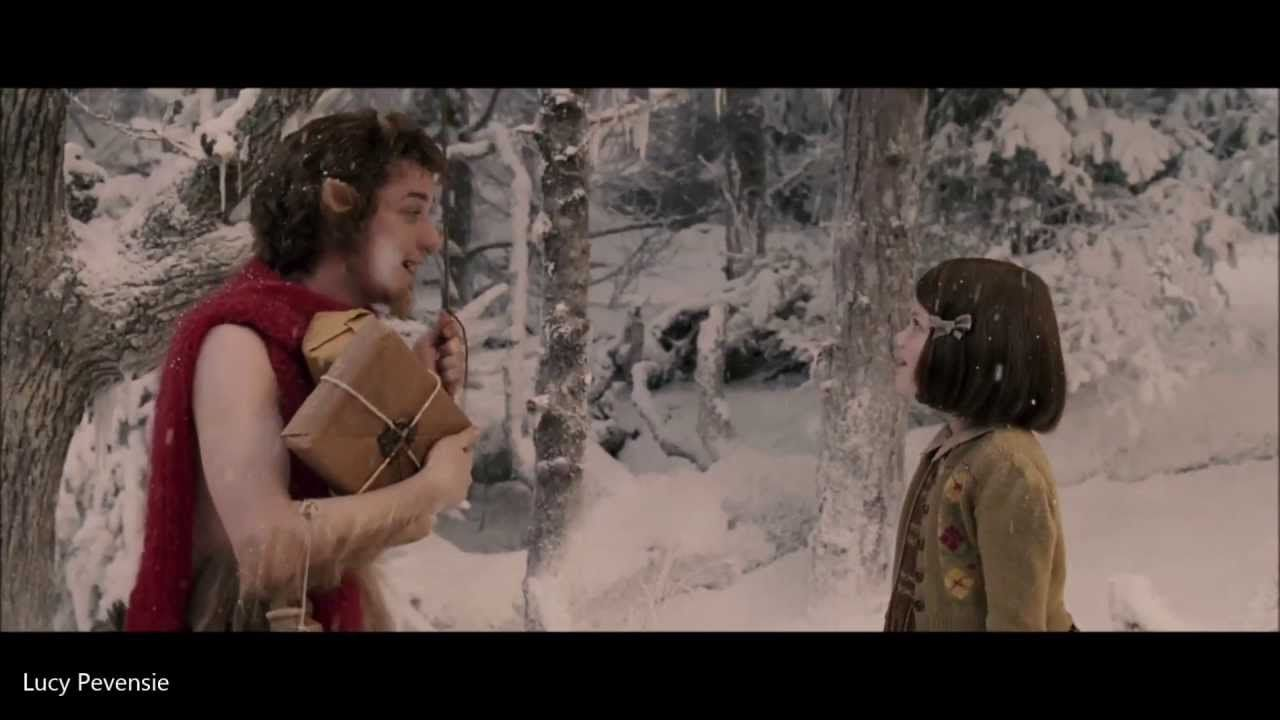 The Lion, the Witch and the Wardrobe - Lucy Meets Mr Tumnus ...
