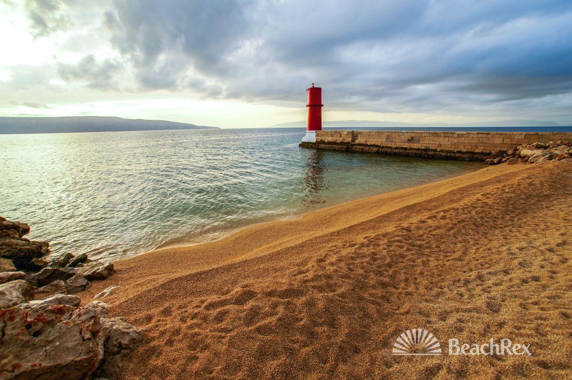 Cres island Cres beach sun sunset sunrise magical
