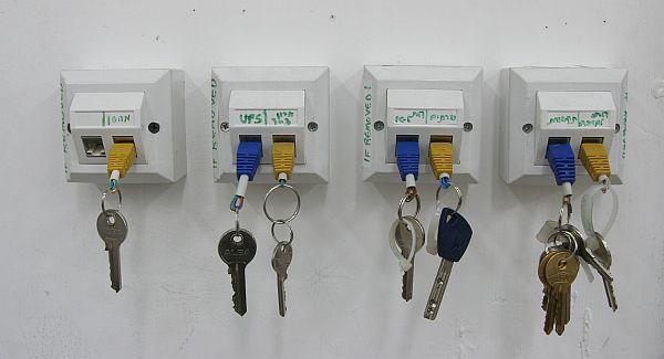 Top 15 diy key holders racks for your home solutioingenieria Choice Image