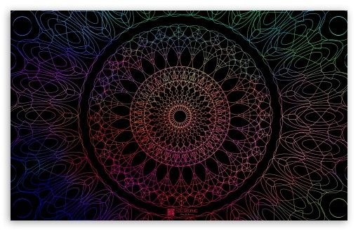 Mandala 1 Hd Desktop Wallpaper Widescreen High