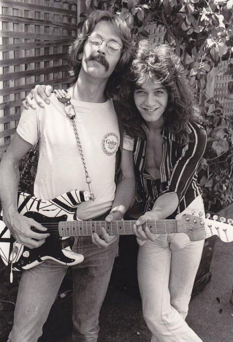 Sign In Van Halen Eddie Van Halen Halen