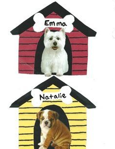 Image Result For Pet House Craft Kids Book Fair 2018 Name Tag