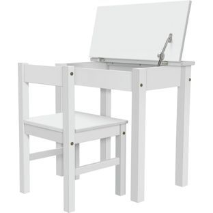 Awesome Home Scandinavia White Desk Chair Girls Rooms White Gmtry Best Dining Table And Chair Ideas Images Gmtryco