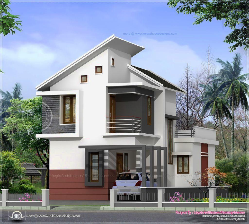 Small House Design Exterior, House
