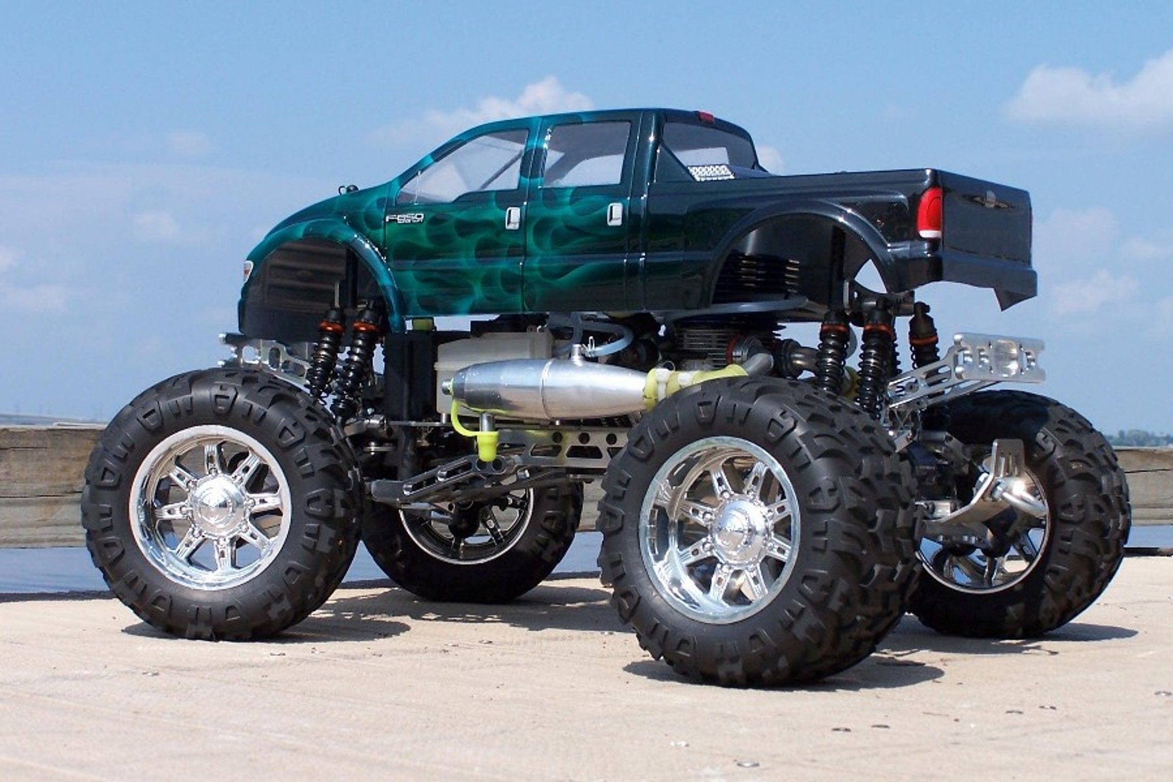 big truck Monster trucks, Rc cars and trucks, Rc monster