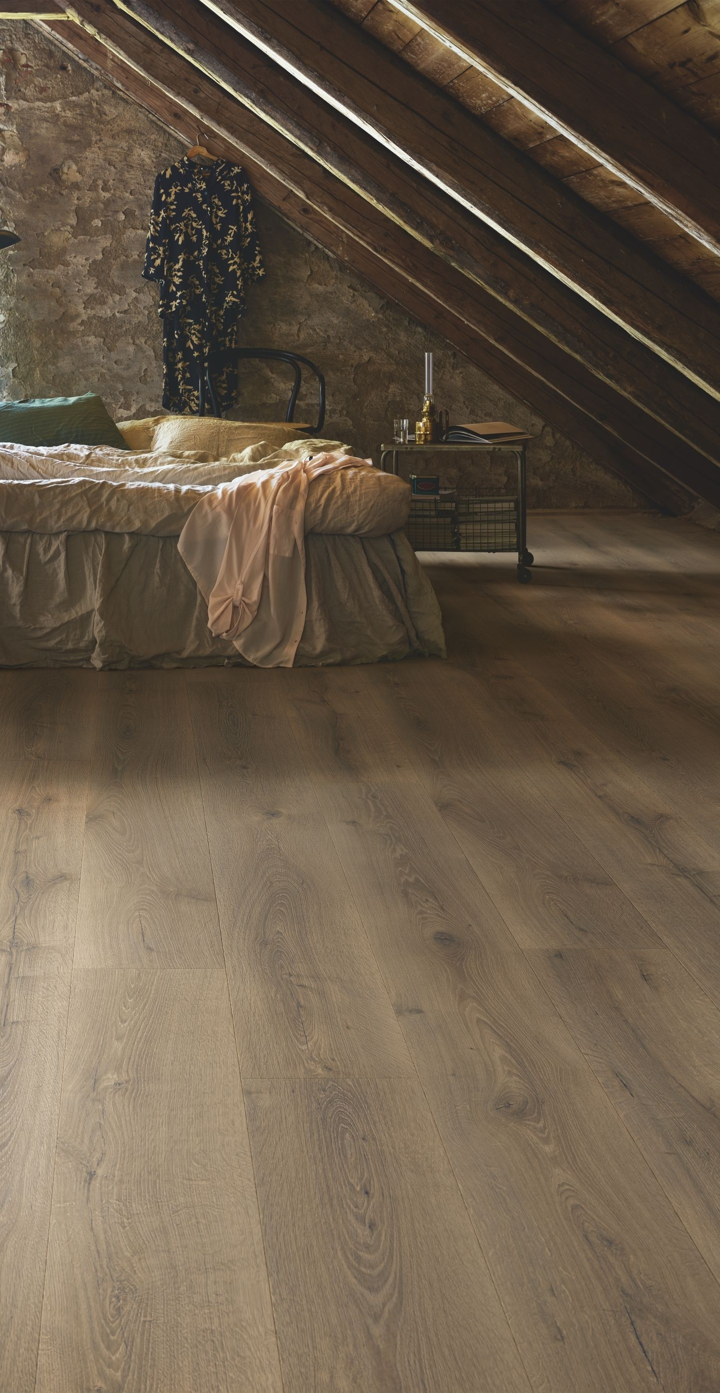 Photo of Pergo Laminatgulv – Laminat Wide Long Plank Sensation 'Country Oak, Plank' (L023…