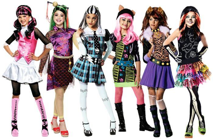 Halloween Gruppo.1001 Gruppenkostume Ideen Zum Erstaunen Und Nachmachen