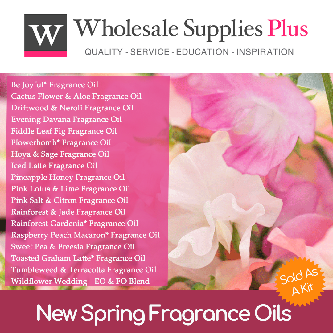 Crafters Choice™ Spring Trends 2019 Fragrance Oil