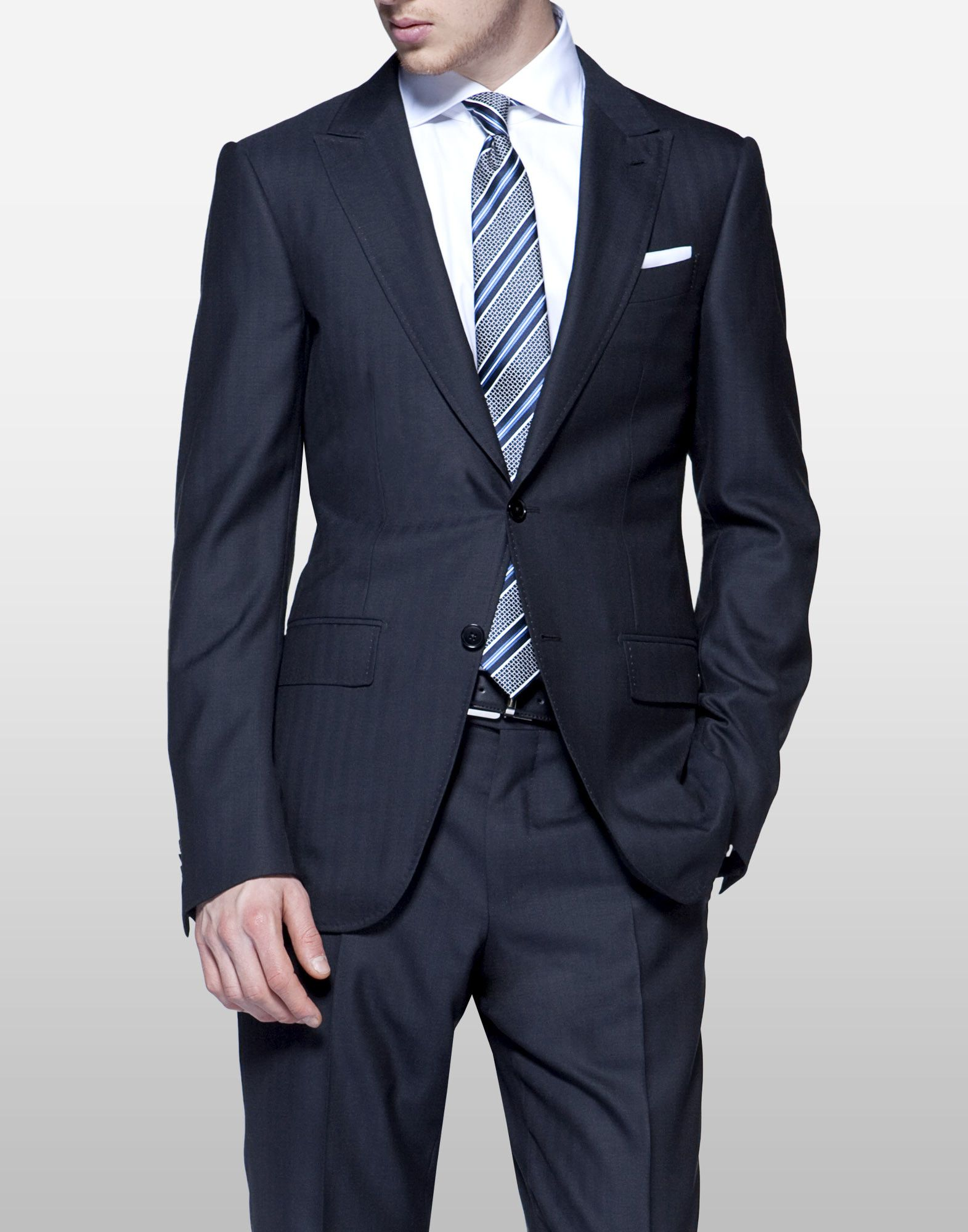 Ermenegildo Zegna suits. Cool effect wool and silk fabric.  4c635bee891
