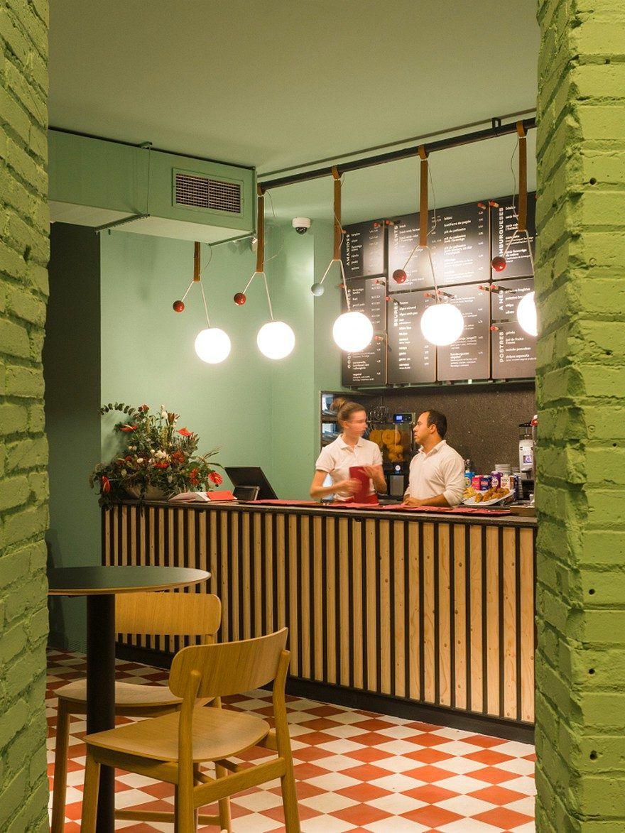 Abat Café by Lagranja Design: a Contemporary, Modern ...