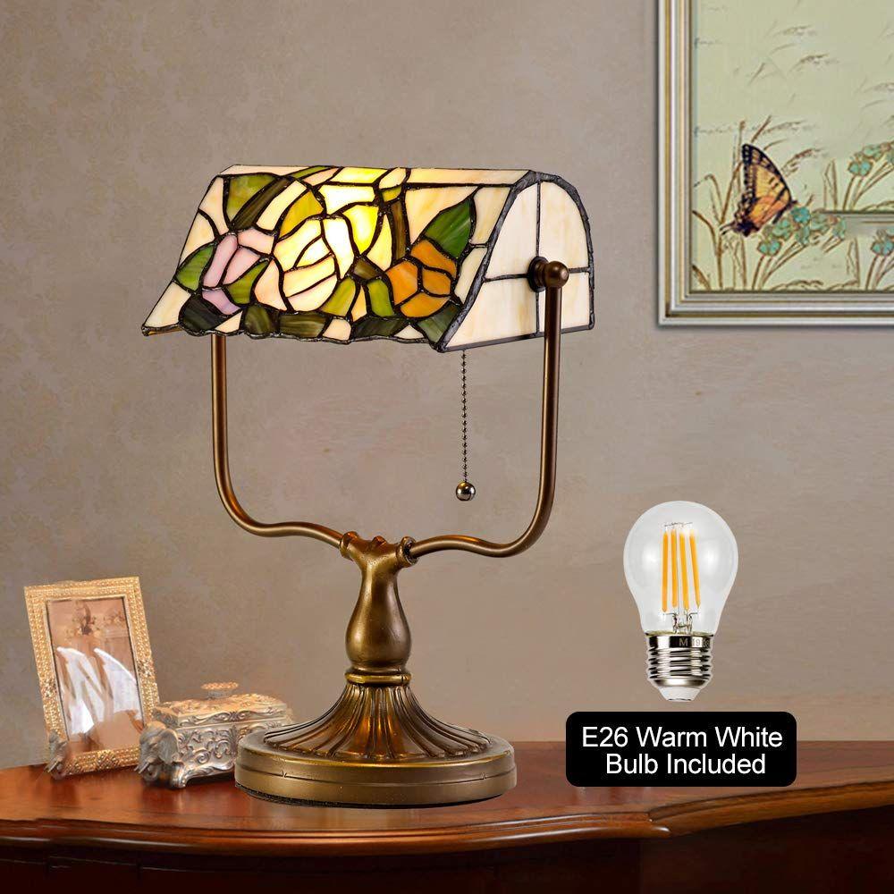 Vintage Desk Lamp Design Glass Desk Lamps Desk Lamp Design Lamp #vintage #living #room #lamps