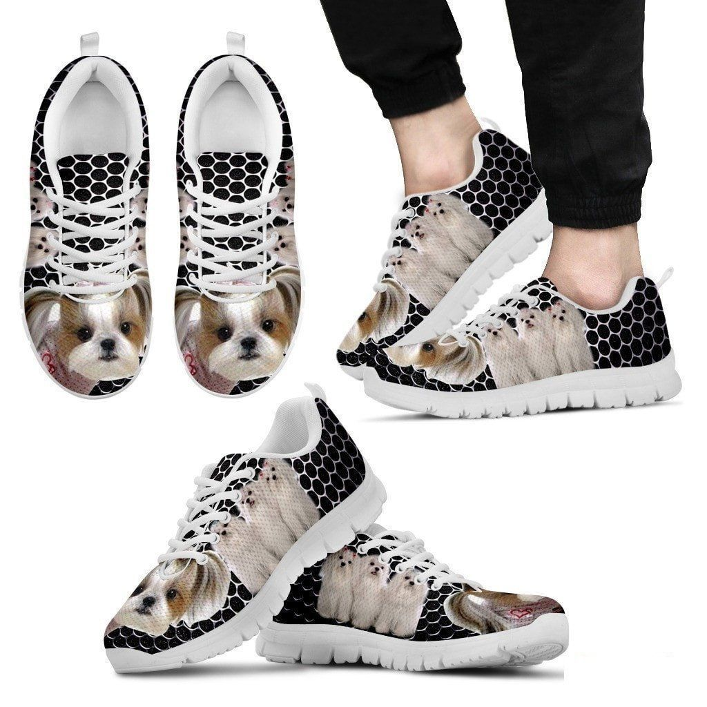 Shih Tzu Dog Running Shoes For MenFree Shipping Running