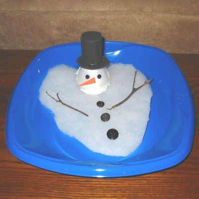 Melting Snowman Making Kid S Crafts Pinterest Crafts For Kids