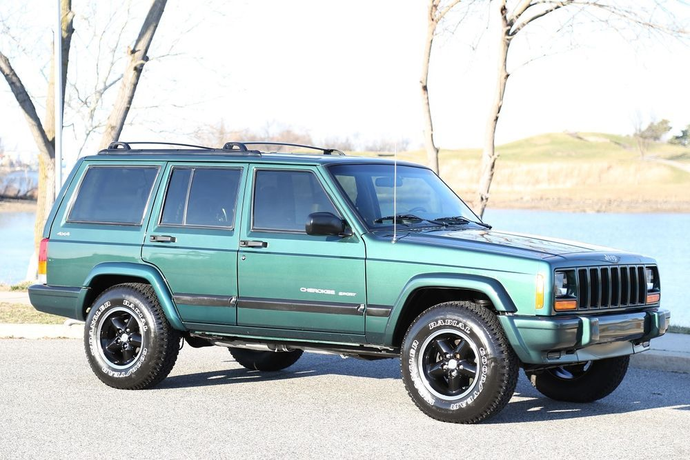 2001 Jeep Cherokee SPORT eBay Motors, Cars & Trucks