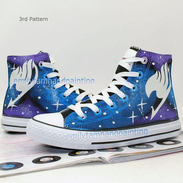 converse fairy tail