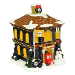Pittsburgh Steelers Village Firehouse - Official Online Store